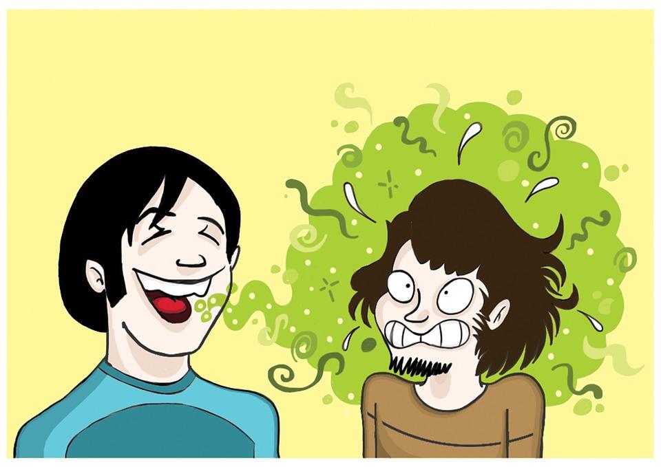 La mauvaise haleine